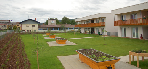 Gartengestaltung pongau erdal yazici begr nungen hochbeet for Gartengestaltung firma